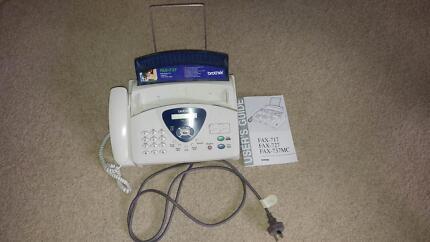 Phone / Fax Machine