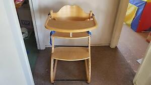 High Chair Hornsby Hornsby Area Preview
