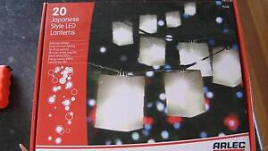 Led outdoor JAPANSEE style lanterns Essendon North Moonee Valley Preview