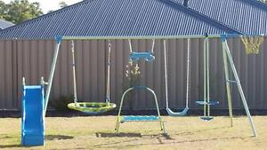 childrens outdoor play equpment Meadow Springs Mandurah Area Preview