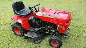 Rover Rancher 18 hp Ride On Mower Kempsey Kempsey Area Preview
