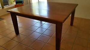 Timber Dining Table Centenary Heights Toowoomba City Preview