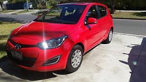 2012 Hyundai i20 Hatchback 5DOOR 6speed + rego Woolloongabba Brisbane South West Preview