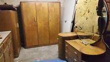 antique bedroom suite Joslin Norwood Area Preview