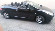 2008 Peugeot 307 cabriolet convertible Joondalup Joondalup Area Preview