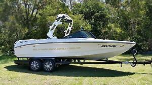 SUPER AIR NAUTIQUE 210 TEAM EDITION- 245 FRESHWATER HOURS Runaway Bay Gold Coast North Preview