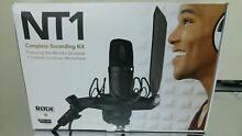 "Rode NT1 1"" Cardioid Condenser Microphone w/ SMR Shock Mount Atwell Cockburn Area Preview"