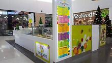Juice,smoothie and bubble tea kiosk Meadowbrook Logan Area Preview