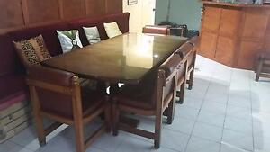 Classy Dining Table Slacks Creek Logan Area Preview