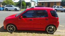 Mild Custom/Modified    2005 Holden Cruze Vacy Dungog Area Preview