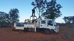 Isuzu Tipper/Crane Truck Toowoomba Toowoomba City Preview