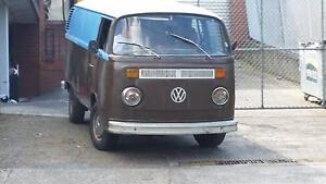 1973 Volkswagen Kombi Van/Minivan Black Rock Bayside Area Preview