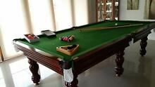 9 ft.  Billiard Table with accessories Waterways Kingston Area Preview