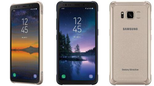 Samsung Galaxy S8 Active G892A GSM Unlocked 64GB Smartphone