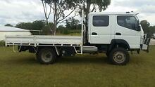 Fuso Canter 4x4 Dualcab Gympie Gympie Area Preview