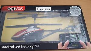 Appfun Wifi Controlled Helicopter Springfield Lakes Ipswich City Preview
