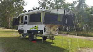 POP UP Caravan/Caravan BED FLY SETS - NEW Willow Vale Gold Coast North Preview