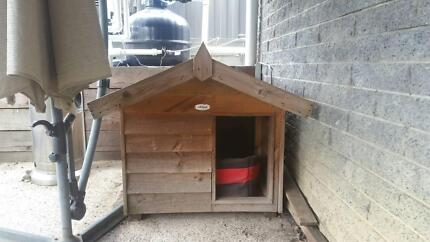 Dog Kennel - Aarons Outdoor Creations - Suit large breed