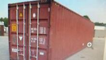 SHIPPING CONTAINER TO RENT Stuart Townsville City Preview