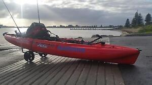 2015 Hobie Outback Bayswater Bayswater Area Preview