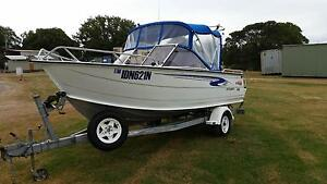 Stacer 549 Easy Rider 2007 with 115 Hp Mercury Grafton Clarence Valley Preview