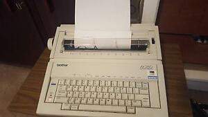 Electric Typewriter Brother AX-250 Rosanna Banyule Area Preview