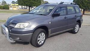 2005 Mitsubishi Outlander, Free Warranty, Mint Condition!!! Maddington Gosnells Area Preview