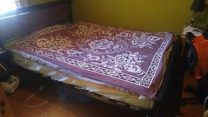Moving out furniture sale (queen size bed&mattress) Balmain Leichhardt Area Preview