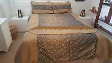 Luxurious and Stunning Thai Silk Quilt Cover Dee Why Manly Area Preview