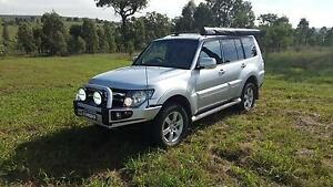 2008 Mitsubishi Pajero Wagon Muswellbrook Muswellbrook Area Preview