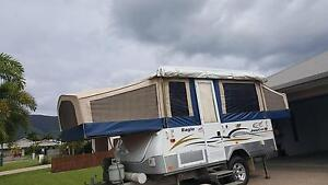 Jayco off-road camper trailer Kewarra Beach Cairns City Preview
