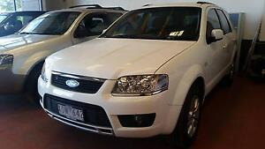 From $67 per week on finance* 2010 Ford Territory TS (4x4) Wagon Coburg North Moreland Area Preview