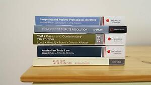 QUT Law Textbooks Brisbane City Brisbane North West Preview