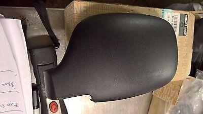 GENUINE NEW RENAULT KANGOO 2003 - 08 PASSENGER SIDE LEFT MIRROR COVER 8200245171, usado comprar usado  Enviando para Brazil