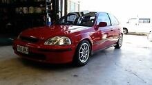 1995 Honda Civic Hatchback Seaford Meadows Morphett Vale Area Preview