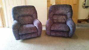 Lazy Boy Recliners (2) Walkley Heights Salisbury Area Preview