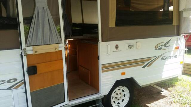 Cool Customline Delux Camper Trailer Clifton Toowoomba Surrounds Preview