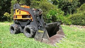 Newcastle Mini Excavations - Mini Loader with operator Garden Suburb Lake Macquarie Area Preview