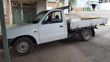2001 Ford Courier - Great Tradie Ute Cessnock Cessnock Area Preview