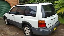 1998 Subaru Forester East Lindfield Ku-ring-gai Area Preview