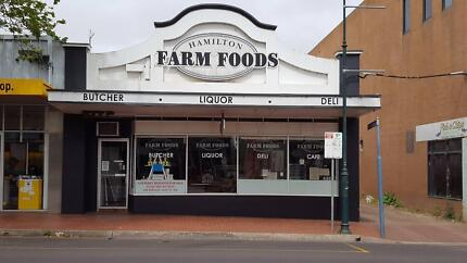 Hamilton Farm Foods is for sale