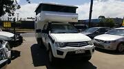 2011 Mitsubishi Triton Duel Cab Ute AUTO TURBO DIESEL CAMPER Williamstown North Hobsons Bay Area Preview