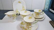 Vintage Tea Set,  English Bone China Cabinet Clearout West Ballina Ballina Area Preview
