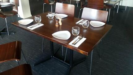 Ex-Restaurant & Function Furniture Sale - URGENT SALE!! Albert Park Port Phillip Preview
