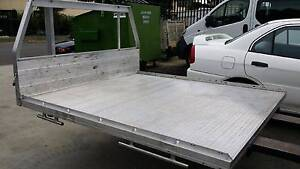Alloy steel  UTE TRAYS  for Dual cab / Single cab ph  Campbellfield Hume Area Preview
