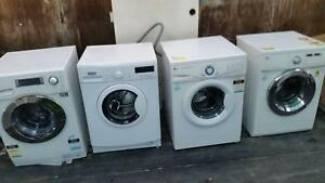 WASHING MACHINES 40 TOP LOADER AND FRONT LOADERS FOR SALE