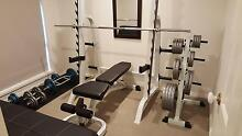 Home Gym Set Aspendale Kingston Area Preview