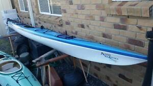 5.2 Meter Aussie Touring Sea Kayak (Korobaree) Arana Hills Brisbane North West Preview
