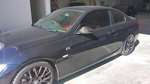 BMW 335i M Spec 3.5L 6Cyl Turbo Coupe 2010 Model With RED Leather Sydney City Inner Sydney Preview