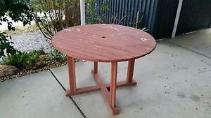 Outdoor Timber Table Mount Riverview Blue Mountains Preview